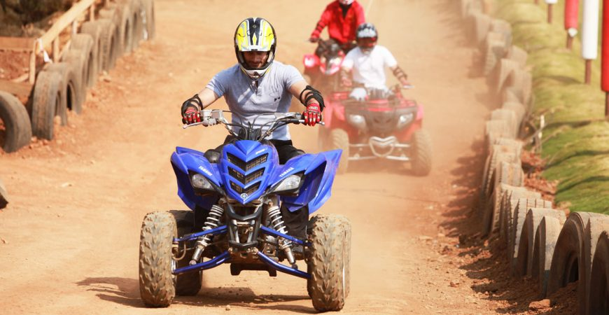 India's Largest Extreme Adventure Park…for Everyone