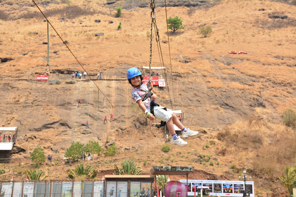 flying-fox-at-della-adventure-park