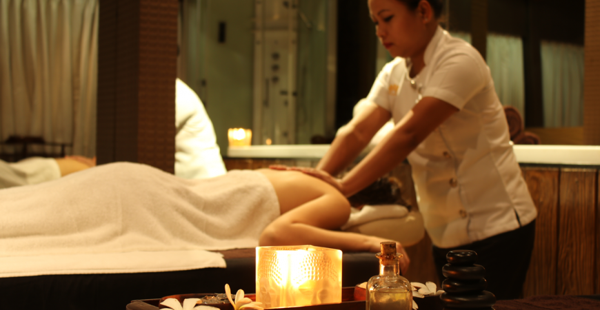 Heal Your Body and Soul with a Surfeit of Treatments at Della SPA