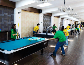 Best Indoor Activities in Lonavala at Della