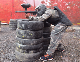 Have a Real Life PUBG Experience at Della's Paintball Arena
