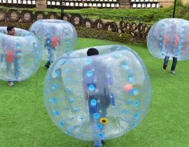 Bubble Soccer – A Fun Activity to Enjoy with Friends & Family