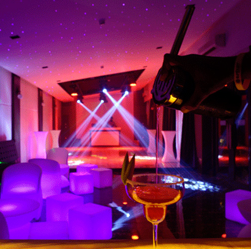 P18 Night Club in Lonavala