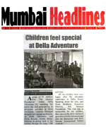 News Release about at Mumbai Headlines