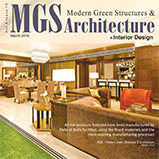 Modern Green Structures & Architecture by Della on MGS Architecture