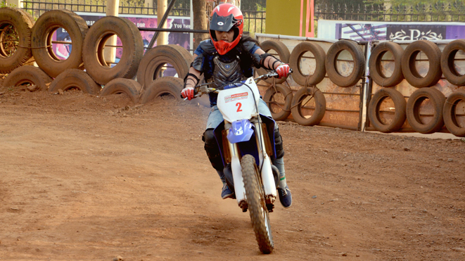 Enjoy Dirt bike riding at Della, Lonavla