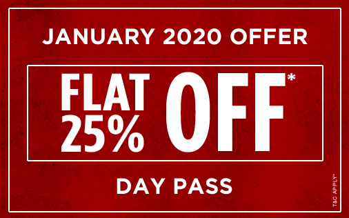 Day Pass Offer