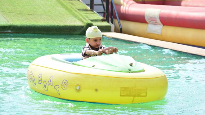 Best sport for Kids Bumper Boat at Della Adventure Park