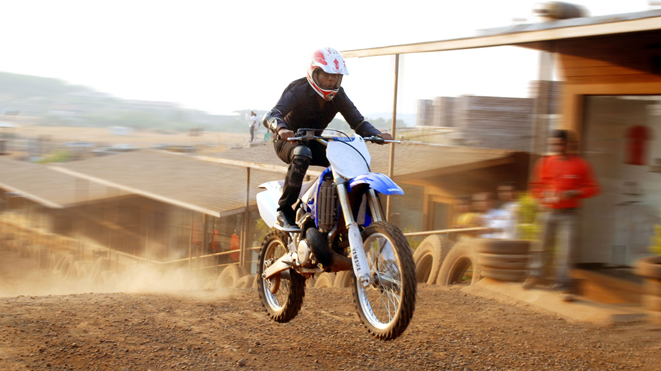 Motocross Dirt Bike at Della Adventure Park