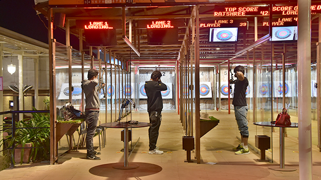 Experience Archery- Compound Bow at Della, Lonavla